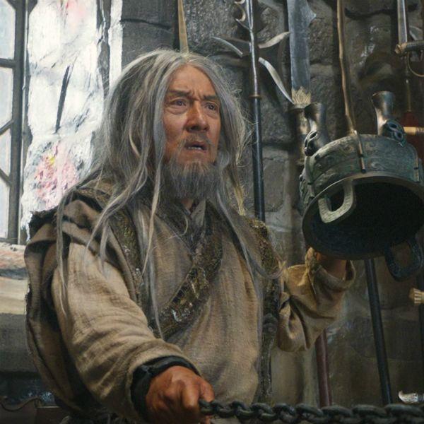 Правительство России просило отпустить Джеки Чана на премьеру фильма «Тайна печати дракона» в Москву