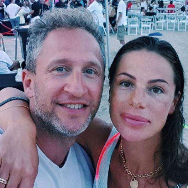 44-летний Оскар Кучера стал отцом в пятый раз