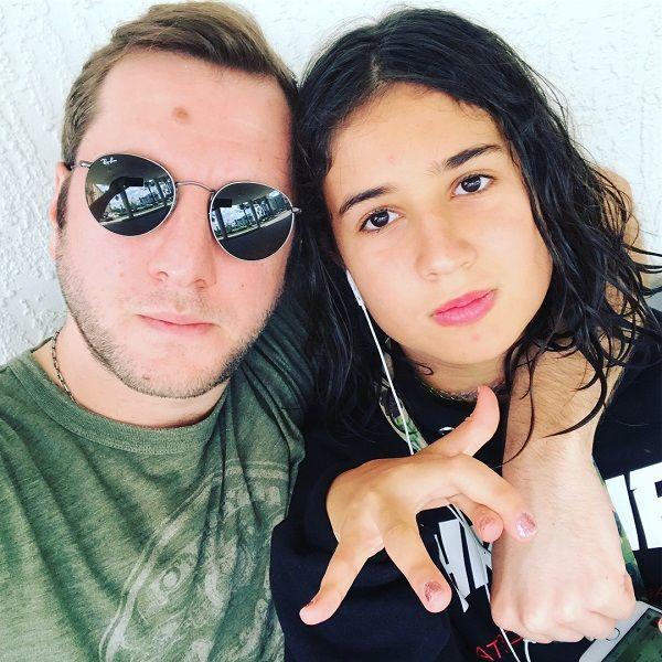 Резо Гигинеишвили показал, как выросла его дочь от первого брака