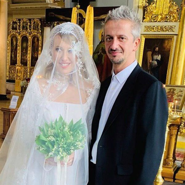 Свидетелем Ксении Собчак на венчании был Андрей Малахов
