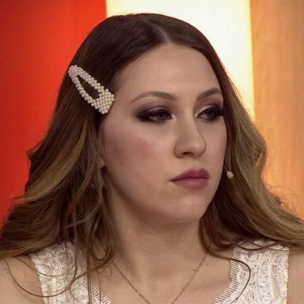 Звезда «Дома-2» Алёна Рапунцель набросилась на Илью Яббарова в студии шоу «Бородина против Бузовой»