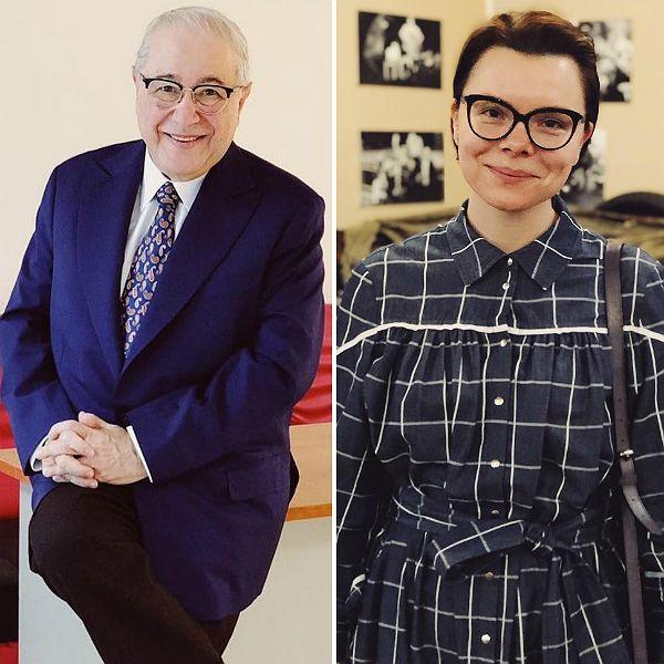 73-летний Евгений Петросян и его 30-летняя возлюбленная вместе посетили ледовое шоу Ильи Авербуха