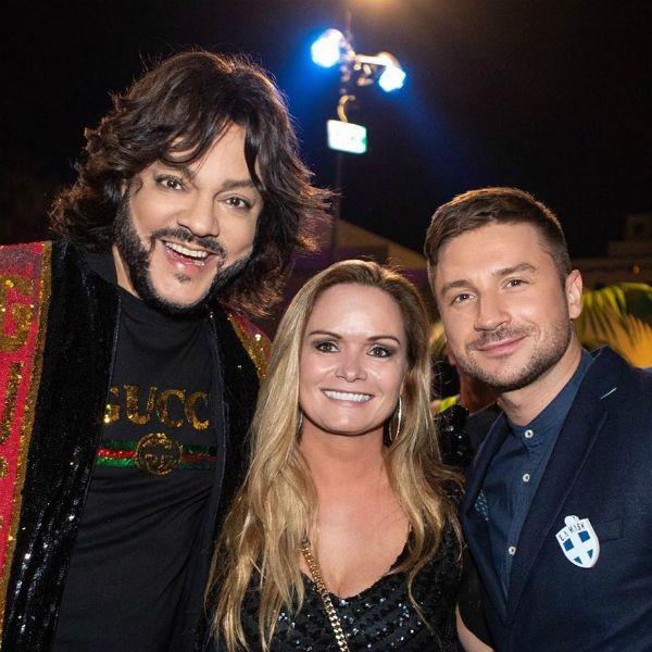 Филипп Киркоров показал кадры с вечеринки по случаю открытия «Евровидения — 2019»