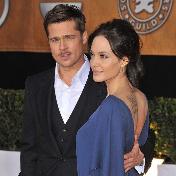 Бракоразводному процессу Анджелины Джоли и Брэда Питта пришел конец рекомендации