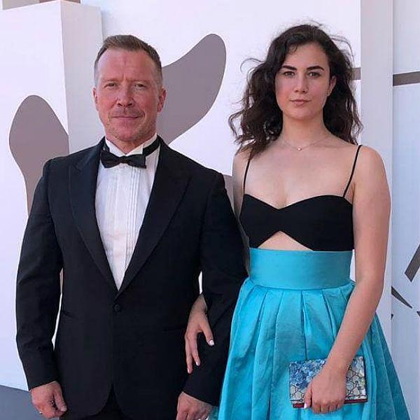 Звезда «Бригады» Алексей Кравченко представил на Венецианском кинофестивале фильм «Раскрашенная птица»