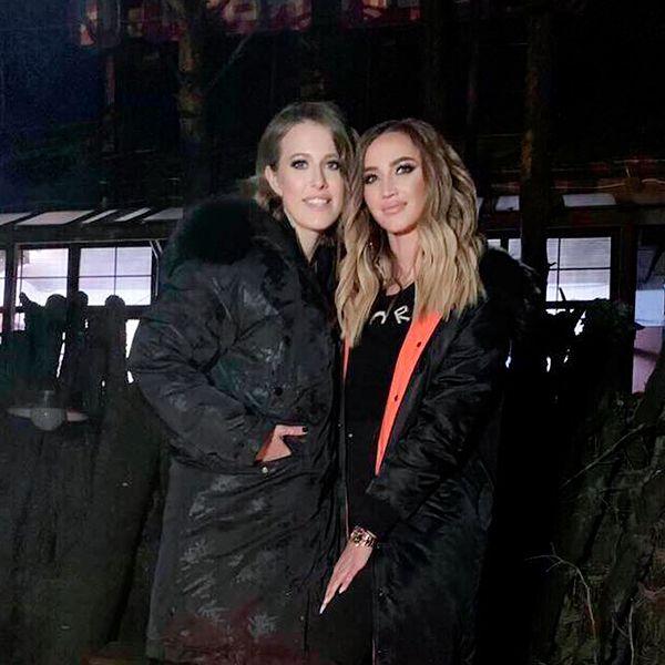 Ксения Собчак и Ольга Бузова воссоединились в шоу «Дом-2»