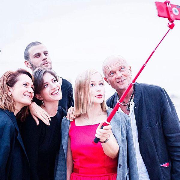Анна Чиповская поздравила своего возлюбленного Дмитрия Ендальцева с режиссерским дебютом