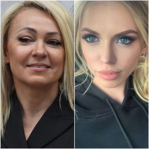 Яна Рудковская высмеяла Милану Тюльпанову, которая запретила сыну выезжать за границу
