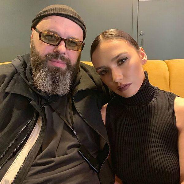 Максим Фадеев отказался комментировать слухи о романе с Ольгой Серябкиной
