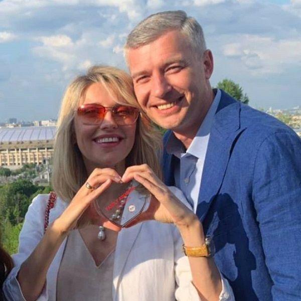 Экс-супруга Марата Башарова Екатерина Архарова призналась, что познала настоящую любовь и гармонию лишь с новым мужем