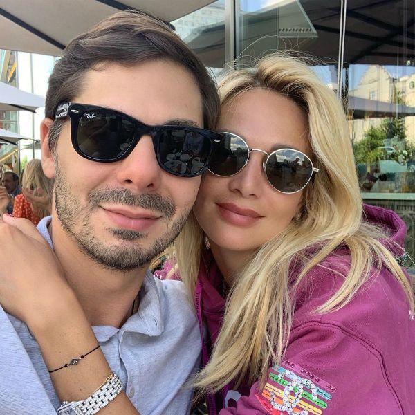 Игорь Булатов показал, как поздравил Викторию Лопыреву с ее 36-летием