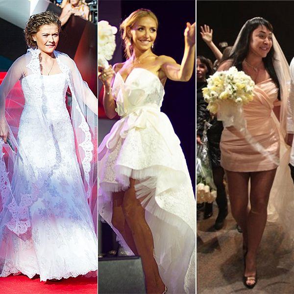 Самые сексуальные наряды невест — img 1