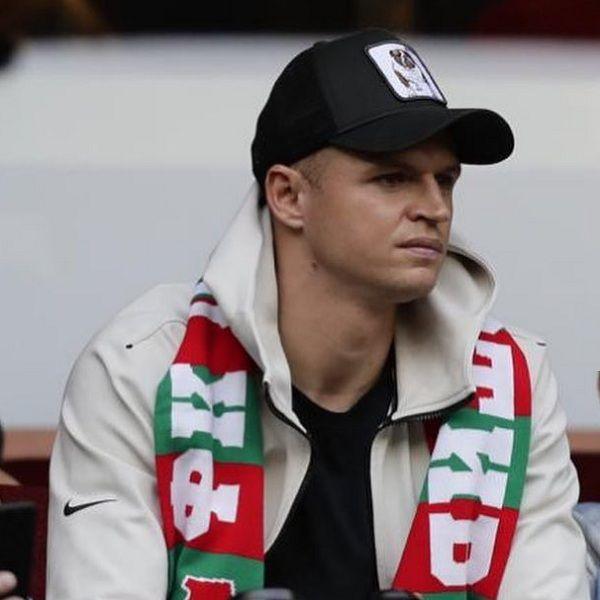 «Локомотив» компенсирует Дмитрию Тарасову 12 тысяч евро, которые футболист потратил на лечение ноги