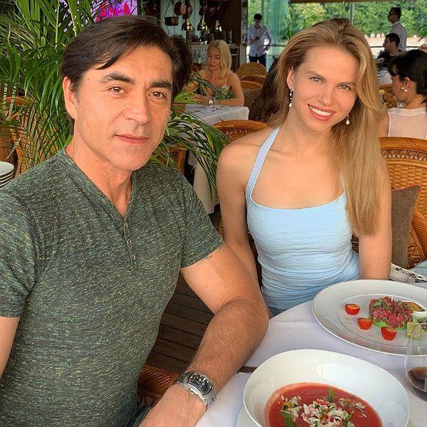 Пасынок Армена Джигарханяна сходил на свидание с бывшей женой Вадима Казаченко