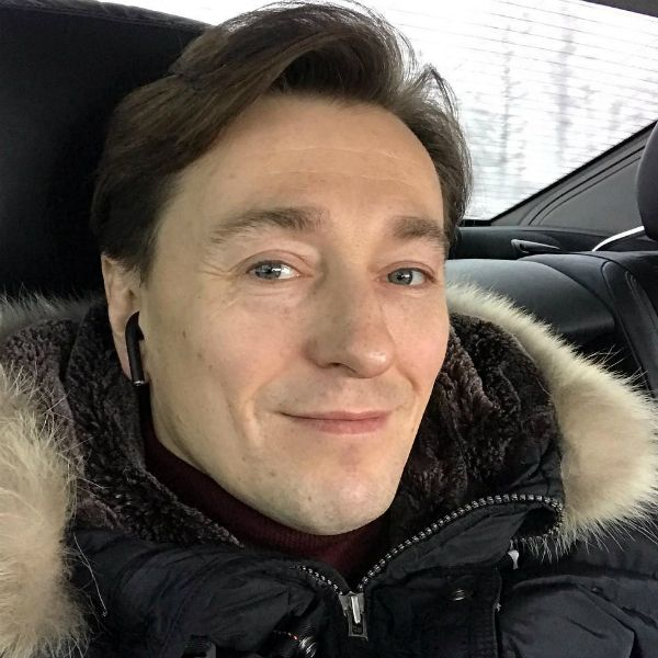 Сергей Безруков стал лучшим актером 2018 года