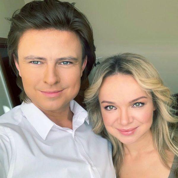 Прохор Шаляпин и Виталина Цымбалюк-Романовская записали автобиографическую песню