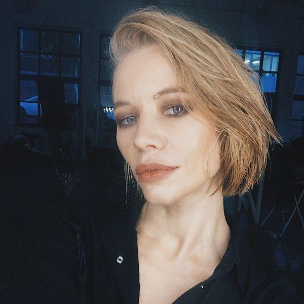 37-летняя Светлана Устинова сменила имидж