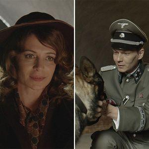 Секси Валерия Бурдужа В Трусиках – Второе Зрение (2020)