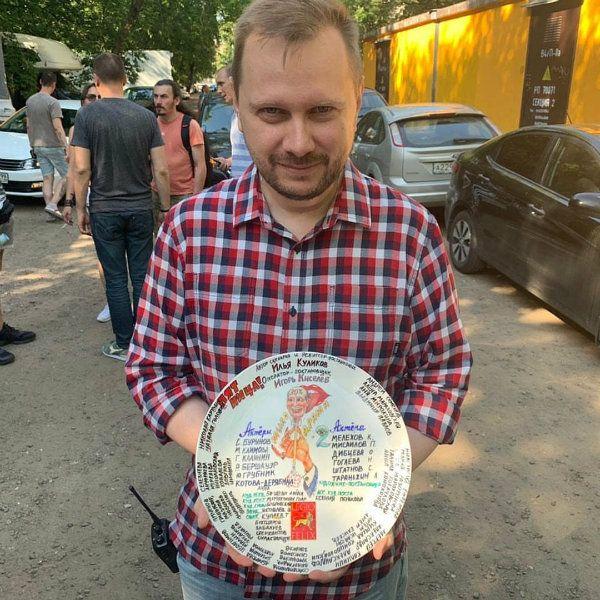 Стартовали съемки 2-го сезона «Мылодрамы» с Сергеем Буруновым