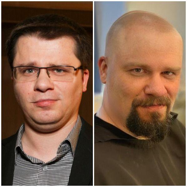 38-летний Гарик Харламов показал себя лысым
