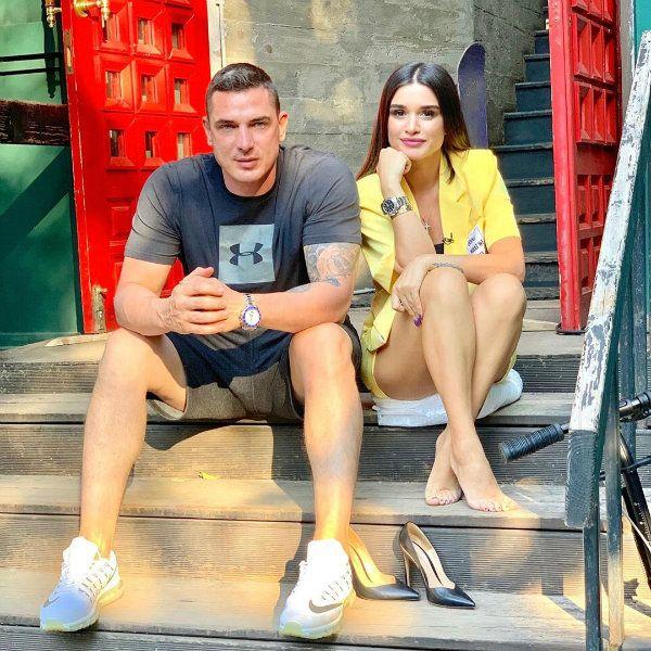 Ксения Бородина трогательно поздравила мужа Курбана Омарова с днем рождения