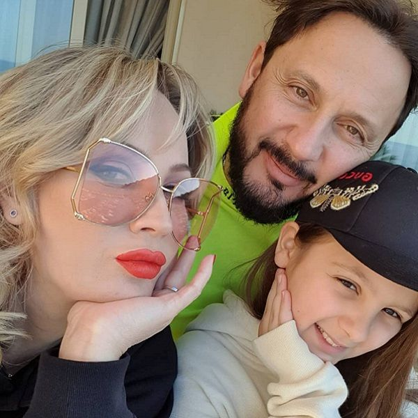 Жена Стаса Михайлова показала кадры с празднования дня рождения их с певцом дочери