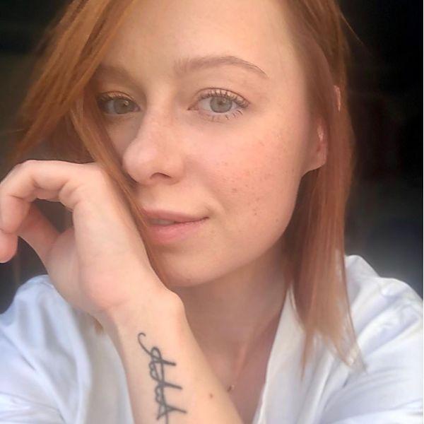 Юлия Савичева показала татуировку, которую сделала в честь полуторагодовалой дочери