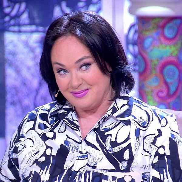 Лариса Гузеева похудела на 5 килограммов за неделю