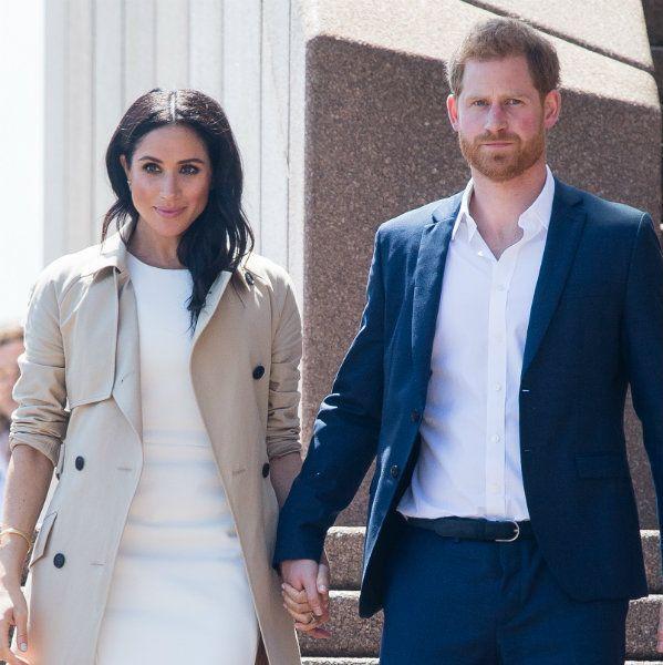 Няня первенца принца Гарри и Меган Маркл уволилась через две недели после начала работы