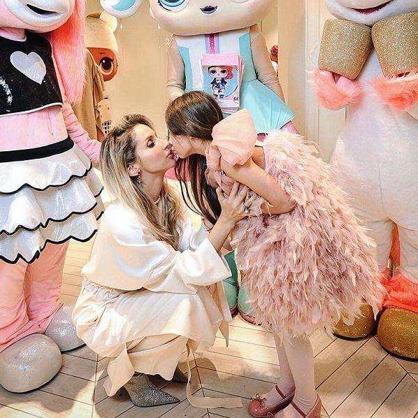 Светлана Лобода показала кадры с грандиозной вечеринки в честь дня рождения старшей дочери