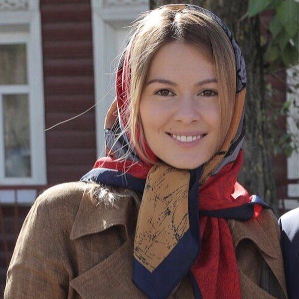 Мария Кожевникова стала крестной матерью