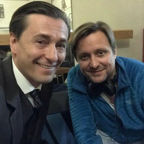 Сергей Безруков опубликовал первые фото со съемок фильма Артема Микалкова «Мистер Нокаут»