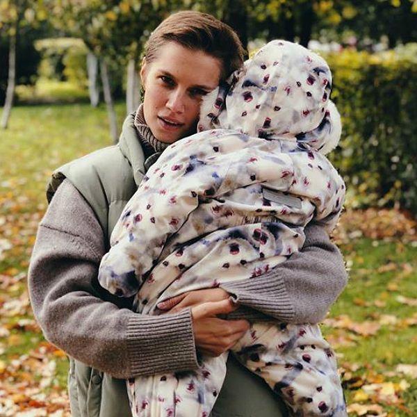Дарья Мельникова объяснила, почему обоих сыновей рожала дома