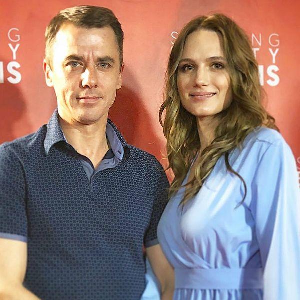 Молодая жена Игоря Петренко трогательно призналась ему в любви в день рождения