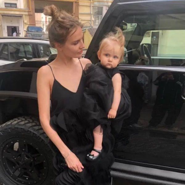 Анна Чиповская показала подросшую дочь Маруси Фоминой