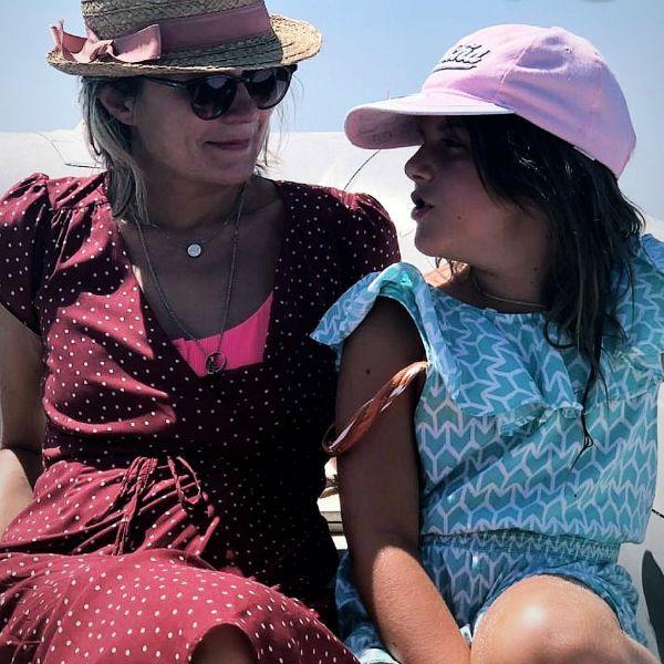 Надежда Михалкова поделилась редким фото с подросшей дочерью от Резо Гигинеишвили