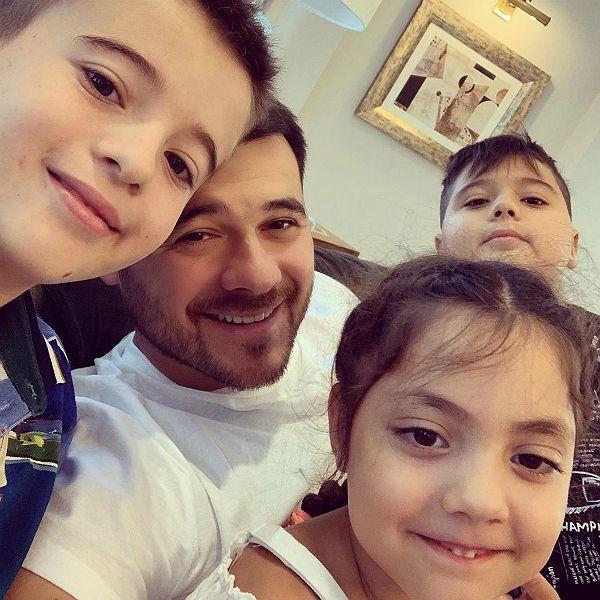 Эмин Агаларов рассказал, что уже учит своих детей вести бизнес