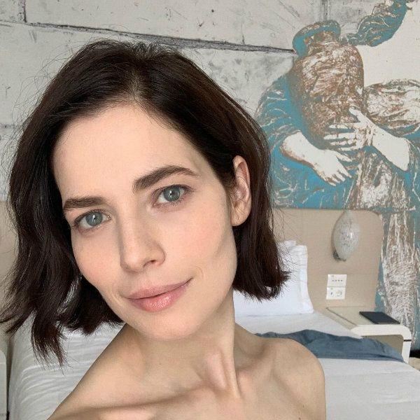 Юлия Снигирь представит на Венецианском кинофестивале сериал «Новый папа», в котором снялась
