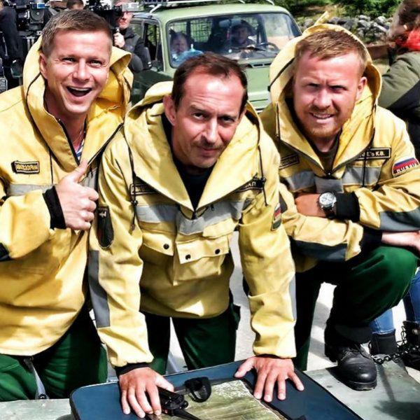 Режиссер фильма-катастрофы «Огонь» рассказал, как справлялся со стрессом на съемочной площадке