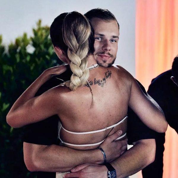 Валерий Попович заявил, что другие участники «Плана Б» не знали о его свидании с Ольгой Бузовой вплоть до выхода шоу в эфир