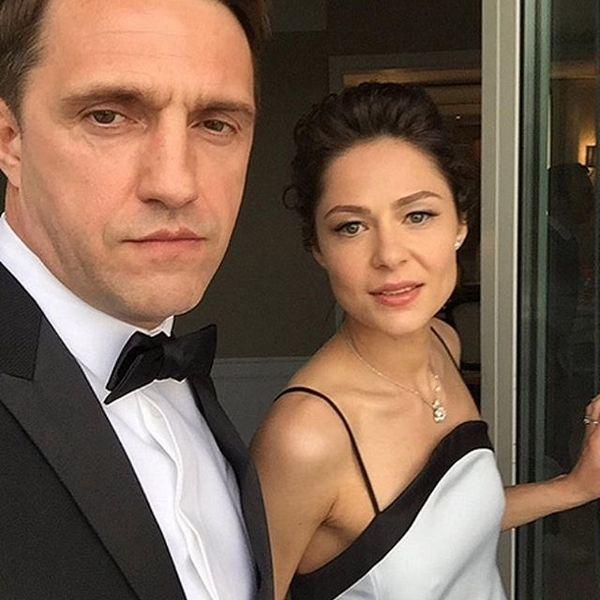 Елена Лядова назвала своего мужа Владимира Вдовиченкова великолепным партнером