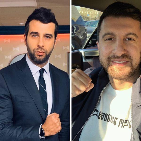 Иван Ургант принял участие в съемках нового сезона шоу Амирана Сардарова