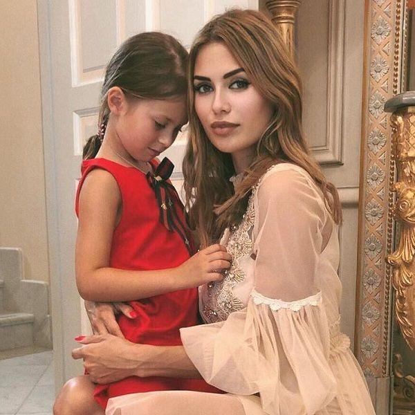 Виктория Боня высмеяла свою дочь за нежелание возвращаться из Москвы в Монако