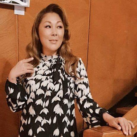 Анита Цой заявила, что хочет минимум пять внуков от своего сына