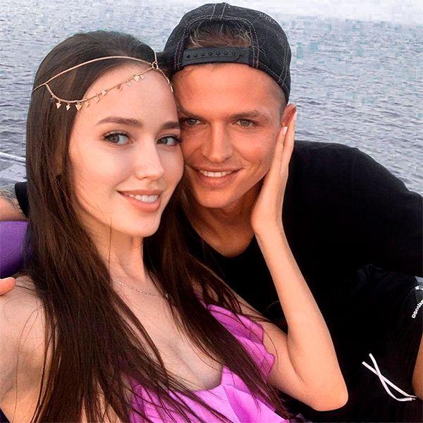 Дмитрий Тарасов трогательно поздравил Анастасию Костенко с днем рождения и признался, что рядом с ней обрел счастье