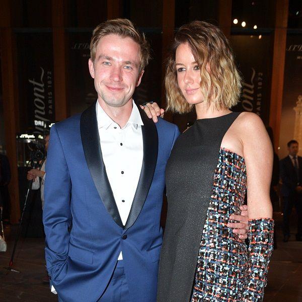 Спустя несколько месяцев после расставания Александр Петров и Ирина Старшенбаум приняли участие в фотосессии журнала Vogue