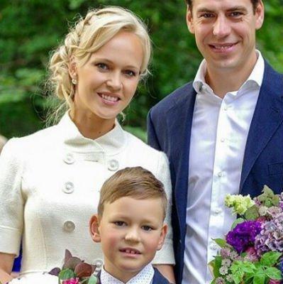 дюжев дмитрий с детьми фото