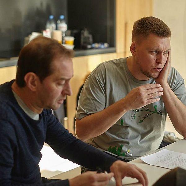 Александр Незлобин хочет пригласить Константина Хабенского в шоу «Стендап Андеграунд»
