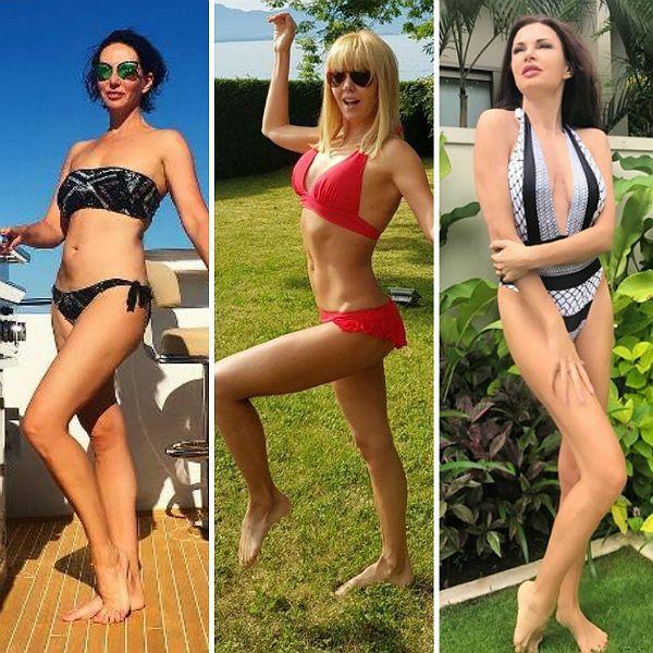 Самые сексуальные 35 летние знаменитости