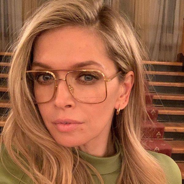 37-летняя Вера Брежнева показала, как хочет выглядеть в старости